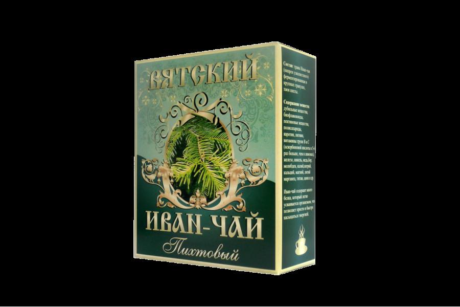 Вятский иван-чай пихтовый, 100 гр.