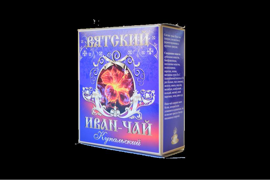 Вятский иван-чай «Купальский», 100 гр.